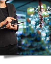 Digitale E-Mail-Verwaltung