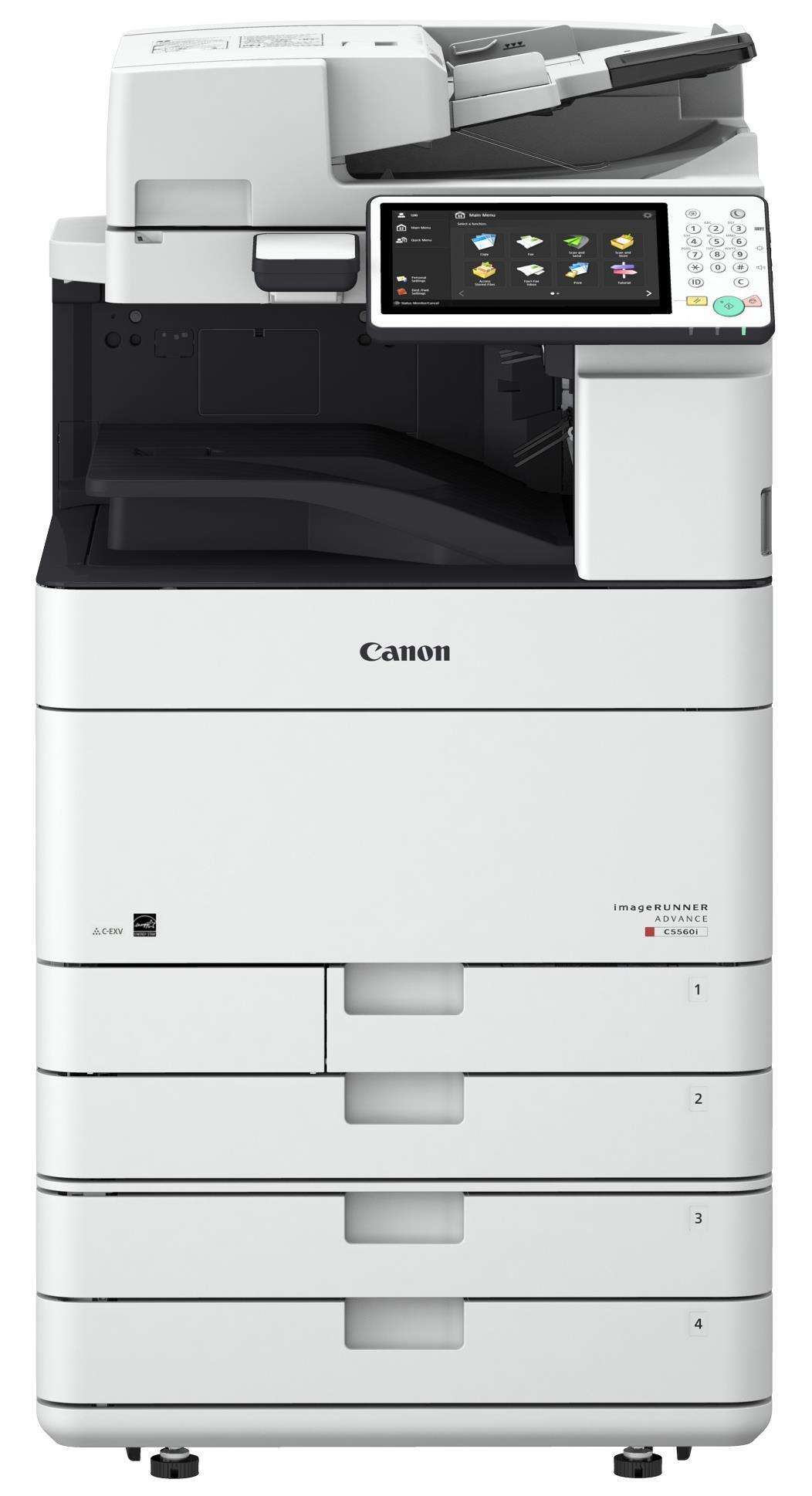 Canon Drucker leasen 95