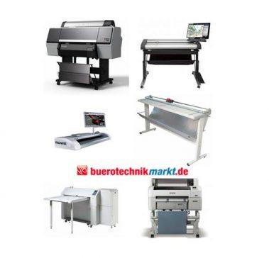 Großformatsysteme Großformatdrucker