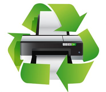 Drucker recycling