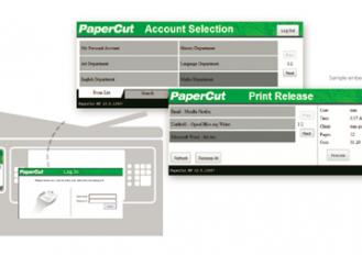 Papercut berlin Drucksystem